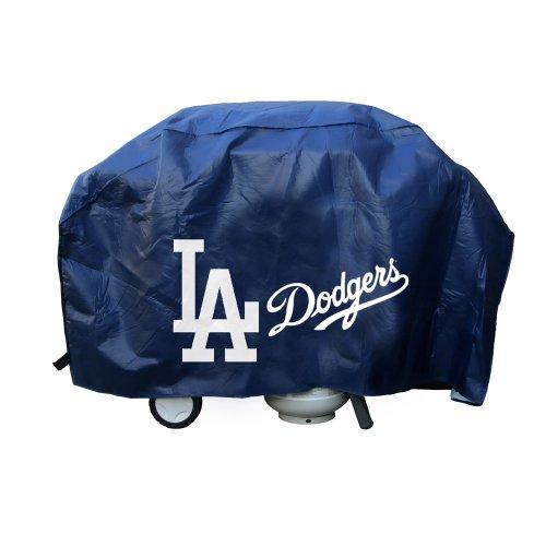 MLB Los Angeles Dodgers LA Logo Deluxe 68-inch Grill ()