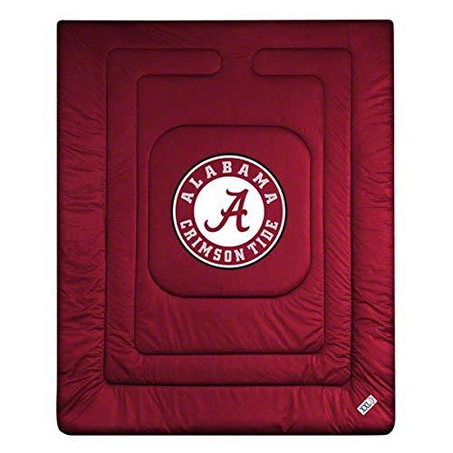 NCAA Alabama Crimson Tide Locker Room Comforter Twin ()