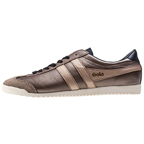 Metallic Fashion Gola Sneaker Gold Women's Bullet Pewter vqwPwZz1