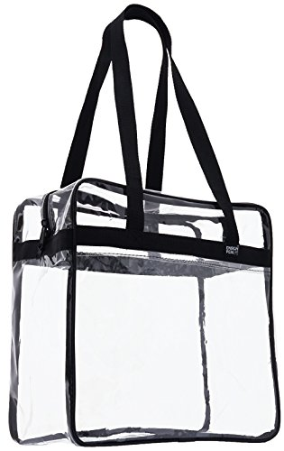 Ensign Peak Clear Tote Bag NFL Stadium Approved - 12