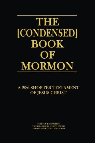 the-condensed-book-of-mormon-a-20-shorter-testament-of-jesus-christ