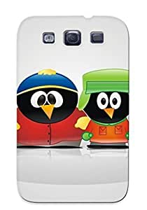 008d50c3692 New Premium Flip Case Cover Pin Window Cartoon Skin Case For Galaxy S3 As Christmas's Gift