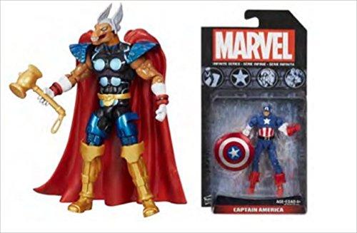 """Marvel Universe Legends 3.75"""" Action Figure Assortment"""