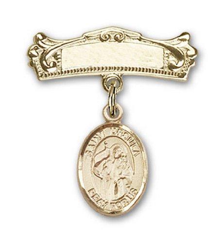 Icecarats Or Bijoux De Créateurs Rempli R. Ursula Charme Broches Badge Arc 7/8 X 3/4