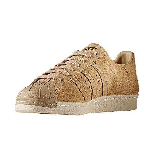 Adidas Superstar 80s scarpe donna BB2227 khaki/gold Sneakers 38 EU - 5UK