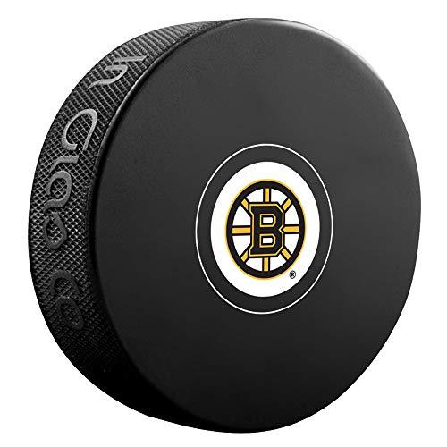 Boston Bruins Autograph Model Hockey Puck ()