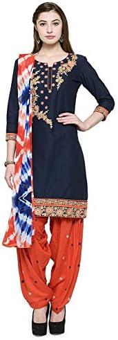 Ready To Wear Indian Ethnic Designer Punjabi Patiala Dhoti Salwar Suit For Women