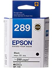 Epson T289 Black Ink Cartridge