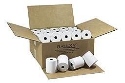 (50 Rolls) PosPaperRoll BPA FREE Thermal Paper - 3-1/8 x 230 Feet (CT-S300)