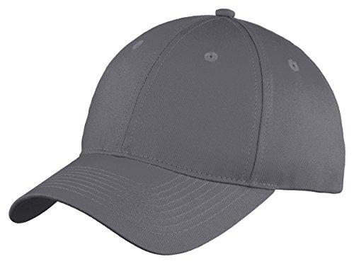 Unstructured Fashion Twill Cap - 3