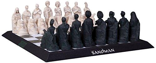 DC Collectibles Sandman Chess Set