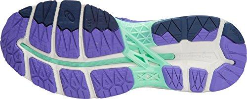 ASICS Womens Gel-Kayano 23 Running Shoe, Purple/Silver/Mint, 10 B(M) US by ASICS (Image #2)