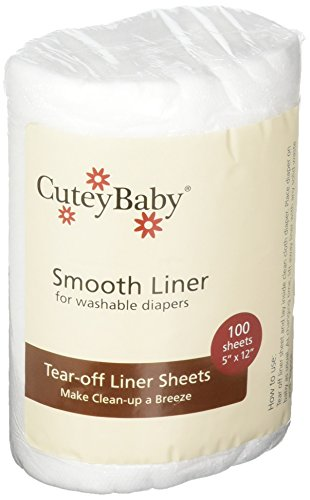 smooth liners roll tear diaper