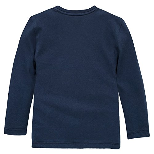 Amazon.com: OFFCORSS Boys Long Sleeve Tshirt Camiseta Para Niños Manga Larga Blue 12 Months: Clothing
