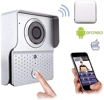 videoportero inalámbrica llamadas Smartphone iPhone Sensor ...