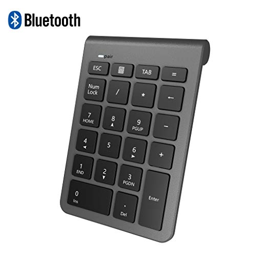 Bluetooth Number Pad Alcey