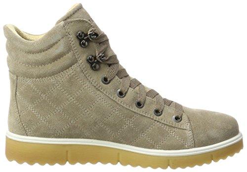 Legero Damen Campania Hohe Sneaker Beige (Cloud)