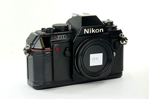 Nikon N2000 F-301 SLR film camera (body only, lens is not (Nikon Film)