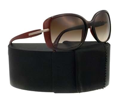 Amazon.com: Prada Sunglasses - PR08OS / Frame: Bordeaux