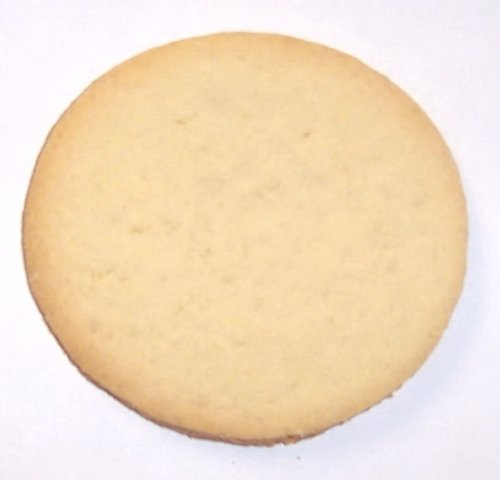 (Scott's Cakes Undecorated 2.25 Inch Round Sugar Cookie)