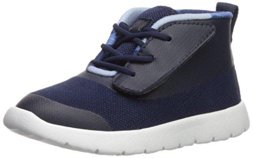 UGG Boys T Seaway Chukka Camo Lined Sneaker, Navy, 11 M US Little Kid ()