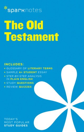 old-testament-sparknotes-literature-guide-sparknotes-literature-guide-series