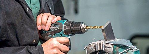 Heller Tools 292962 63mm x 6,5mm x 3.98 Steel drill bit0950 of HSS 10 Piece