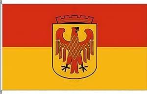 Vertical Bandera Potsdam–150x 400cm–Bandera y