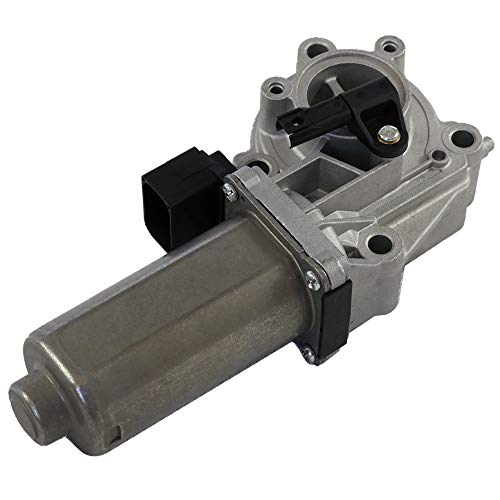 New Transfer Case - New Transfer Case Shift Motor for BMW E83 E53 2004-2006 X5 2004-2010 X3 With Sensor 27107541782