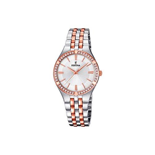 Festina Mademoiselle F20224/2 Wristwatch for women Design Highlight