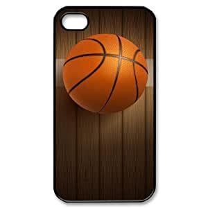 Basketball Phone Case For Iphone 4/4s [Pattern-1]