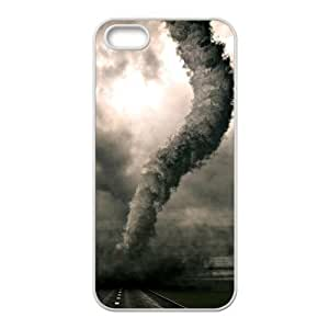 Okaycosama Funny IPhone 5,5S Cases Plant 58 for Teen Girls, Phone Case for Iphone 5s, {White}