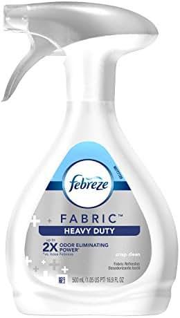 Fabric Refreshers: Febreze Heavy Duty