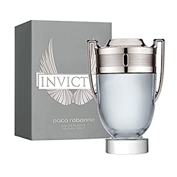 Paco Rabanne Invictus Eau De Toilette Natural Spray 100ml Amazonco
