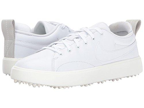 便利さ難民境界[NIKE(ナイキ)] レディースゴルフシューズ?靴 Course Classic White/White/Sail/Black 8 (25cm) D - Wide