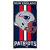 McArthur New England Patriots NFL Beach Towel (30x60)
