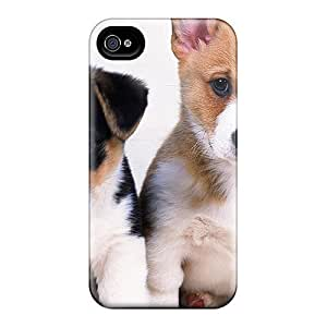 Iphone 4/4s Hard Case With Awesome Look - OiaGcAK4544ELVeo