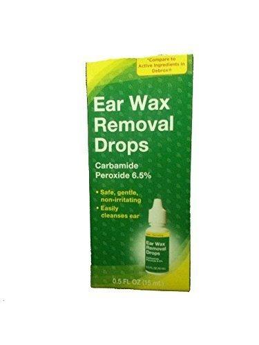 Dr. Sheffield's Ear Wax Removal Drops, 0.5 fl oz