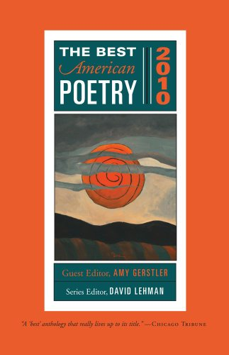 The Best American Poetry 2010: Series Editor David Lehman (The Best American Poetry series)