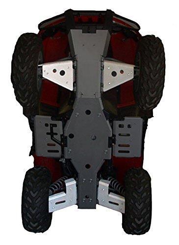 4-Piece A-Arm & CV boot Guard Set, Arctic Cat 4x4