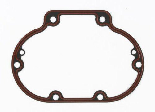 James Gasket Clutch Release Cover Gasket - Metal with Beading 36805-06-X - Harley Davidson 6 Speed Transmission