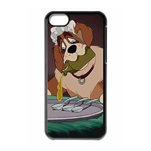 iPhone 5C Phone Case Black Peter Pan Nana CLL3666073