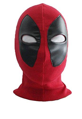 Queenshiny Deadpoo l Balaclava Costume Hood Face Mask