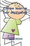 Chloe learns her Alphabet