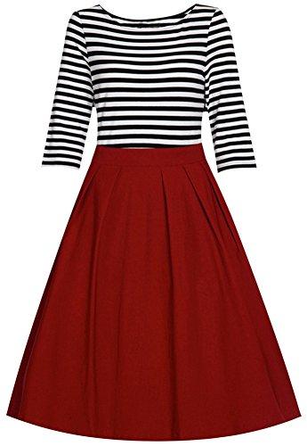 50s replica dresses - 5