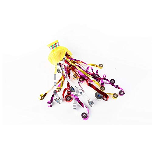 New Metallic Colorful Streamers For Parties Party Poppers