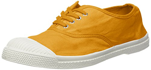 Amarillo Tennis para Zapatillas Hombre Jaune Lacets Bensimon BfqapAq