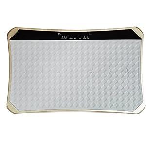 Afar VT400 Touchscreen LCD Body Fitness Power Shaper Vibration Platform Plate Powerboard Machine