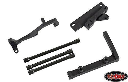 RC4WD Z-S0923 Chassis Mounted Steering Servo Kit SCX10 (Kit Servo Mount)