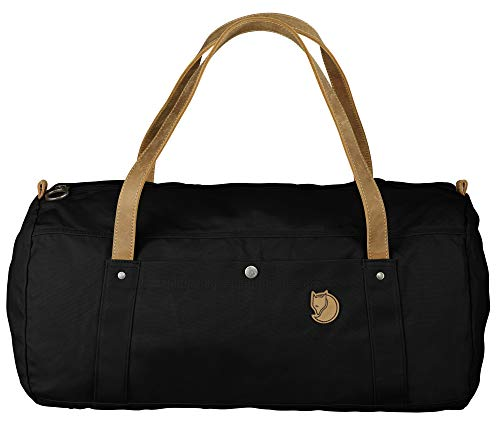 Fjallraven Duffel No. 4 Large, Black,